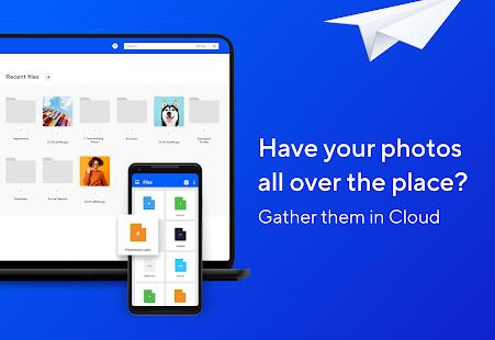 Cloud Free Photo Storage. Video amp Photo Backup v3.16.9.12835 screenshots 11