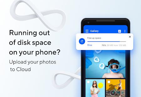 Cloud Free Photo Storage. Video amp Photo Backup v3.16.9.12835 screenshots 2