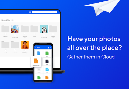 Cloud Free Photo Storage. Video amp Photo Backup v3.16.9.12835 screenshots 3