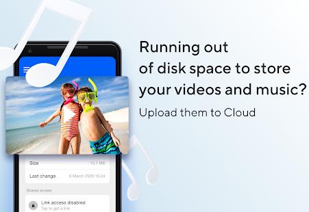Cloud Free Photo Storage. Video amp Photo Backup v3.16.9.12835 screenshots 6