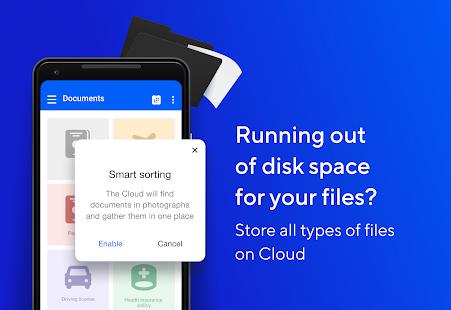 Cloud Free Photo Storage. Video amp Photo Backup v3.16.9.12835 screenshots 8