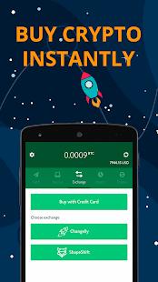 Coin Bitcoin Wallet v5.0.0 screenshots 2