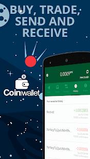 Coin Bitcoin Wallet v5.0.0 screenshots 4