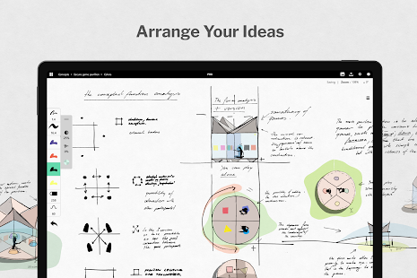 Concepts Sketch Note Draw v2021.07.5 screenshots 11