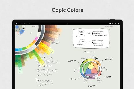 Concepts Sketch Note Draw v2021.07.5 screenshots 14
