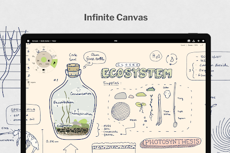 Concepts Sketch Note Draw v2021.07.5 screenshots 17