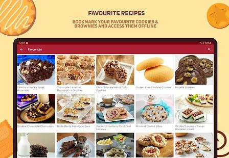 Cookies and Brownies Recipes v28.0.0 screenshots 10