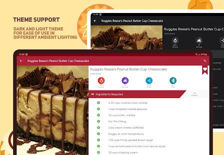 Cookies and Brownies Recipes v28.0.0 screenshots 11