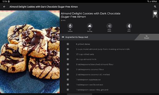 Cookies and Brownies Recipes v28.0.0 screenshots 15