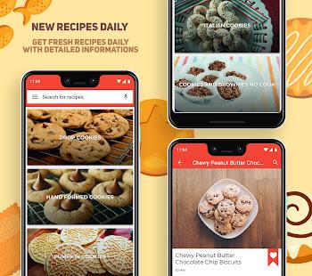 Cookies and Brownies Recipes v28.0.0 screenshots 2