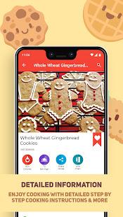 Cookies and Brownies Recipes v28.0.0 screenshots 4