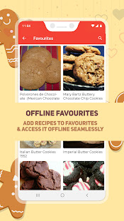Cookies and Brownies Recipes v28.0.0 screenshots 5