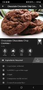 Cookies and Brownies Recipes v28.0.0 screenshots 6