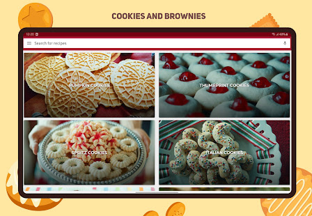 Cookies and Brownies Recipes v28.0.0 screenshots 8