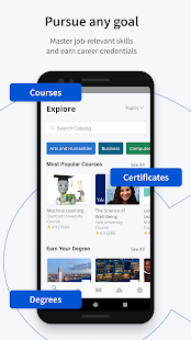 Coursera v3.21.1 screenshots 3