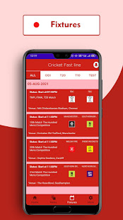 Cricket Fast Line – Fast Cricket Live Line v screenshots 11