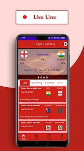 Cricket Fast Line – Fast Cricket Live Line v screenshots 2