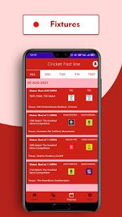 Cricket Fast Line – Fast Cricket Live Line v screenshots 8