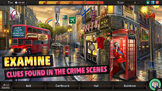 Criminal Case Save the World v2.36 screenshots 12