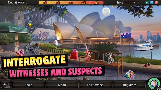 Criminal Case Save the World v2.36 screenshots 14