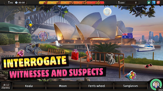 Criminal Case Save the World v2.36 screenshots 4
