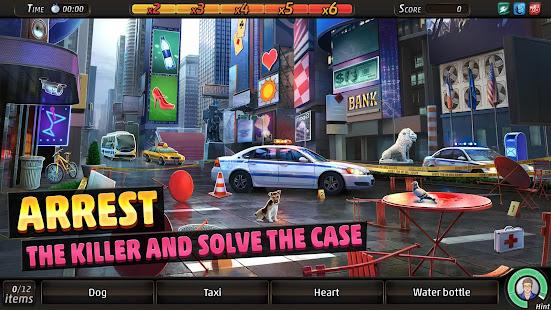 Criminal Case Save the World v2.36 screenshots 5