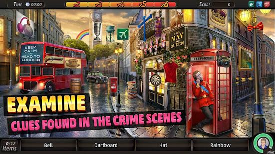 Criminal Case Save the World v2.36 screenshots 7