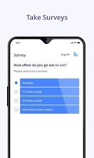 Crownit Fill Surveys amp Earn Exciting Rewards v7.7.3 screenshots 1