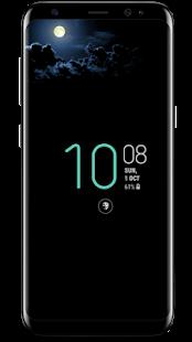 Custom AOD Add images on Always On Display v3.2.3 Beta screenshots 1