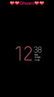 Custom AOD Add images on Always On Display v3.2.3 Beta screenshots 3