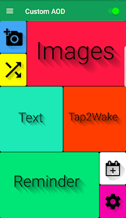 Custom AOD Add images on Always On Display v3.2.3 Beta screenshots 5