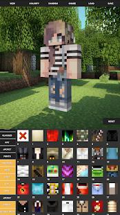 Custom Skin Creator For Minecraft v13.2 screenshots 1