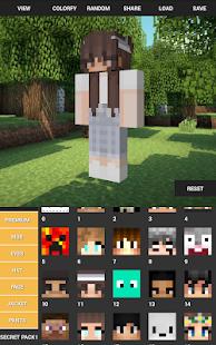 Custom Skin Creator For Minecraft v13.2 screenshots 10