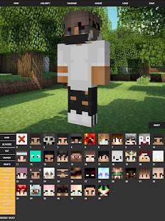 Custom Skin Creator For Minecraft v13.2 screenshots 11