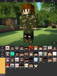 Custom Skin Creator For Minecraft v13.2 screenshots 13