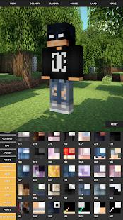 Custom Skin Creator For Minecraft v13.2 screenshots 2