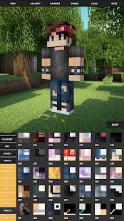 Custom Skin Creator For Minecraft v13.2 screenshots 5