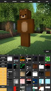 Custom Skin Creator For Minecraft v13.2 screenshots 6