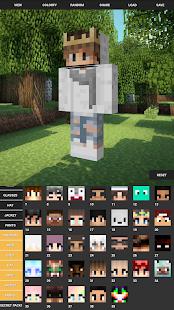 Custom Skin Creator For Minecraft v13.2 screenshots 7