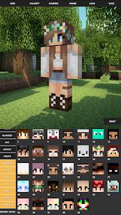 Custom Skin Creator For Minecraft v13.2 screenshots 8