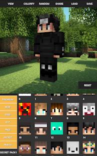 Custom Skin Creator For Minecraft v13.2 screenshots 9