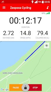 Cycling – Bike Tracker v1.2.39 screenshots 1