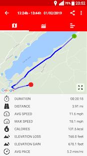 Cycling – Bike Tracker v1.2.39 screenshots 2