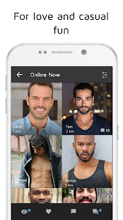 DISCO – Chat amp date for gays v8.16.4 screenshots 2