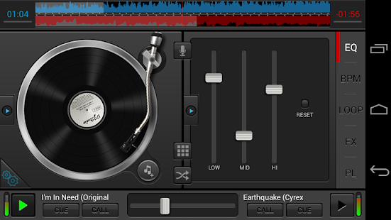 DJ Studio 5 – Free music mixer v5.7.9 screenshots 2