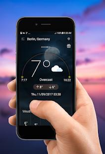 Daily weather forecast v6.2 screenshots 1