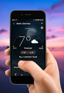 Daily weather forecast v6.2 screenshots 11
