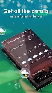 Daily weather forecast v6.2 screenshots 13