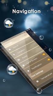 Daily weather forecast v6.2 screenshots 16