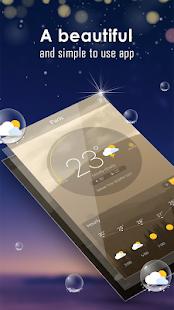 Daily weather forecast v6.2 screenshots 8